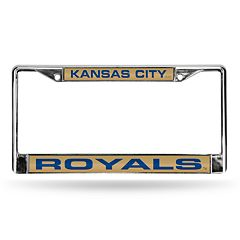Kansas City Royals License Plate Frame