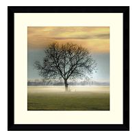 Amanti Art Misty Silhouette Framed Wall Art