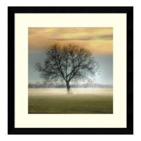 Amanti Art Misty Silhouette Framed Wall Art