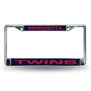 Minnesota Twins License Plate Frame