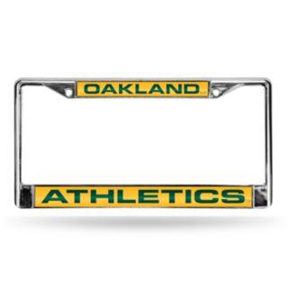 Oakland Athletics License Plate Frame
