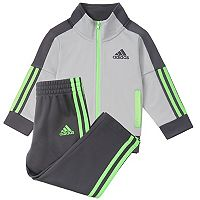 Toddler Boy adidas Zip Jacket & Pants Set