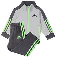 Toddler Boy adidas Zip Jacket & Pants Set