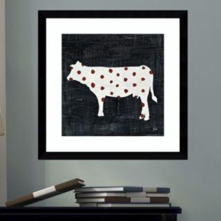 Amanti Art Modern Americana Farm IV Framed Wall Art