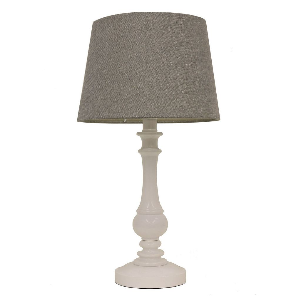 Decor Therapy Traditional Table Lamp