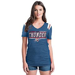 Women's Oklahoma City Thunder Athletic Triblend Tee