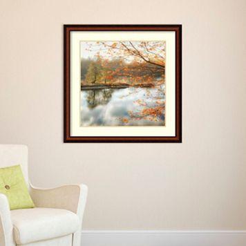 Amanti Art Morning Mirror 2 Framed Wall Art