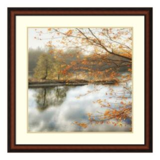 Amanti Art Morning Mirror 2 Framed Wall Art