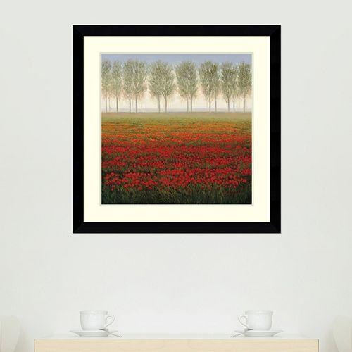 Amanti Art Morning Mist Framed Wall Art