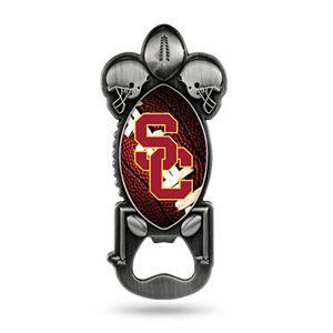 USC Trojans Party Starter Bottle Opener Magnet