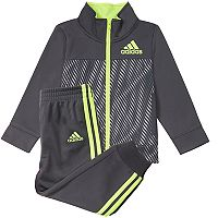 Toddler Boy adidas Helix Vibe Track Jacket & Pants Set