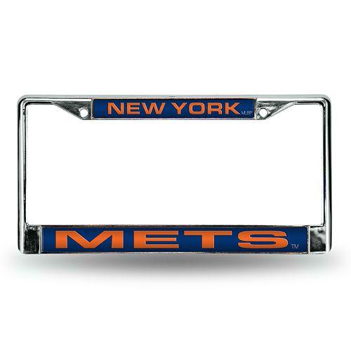 New York Mets License Plate Frame