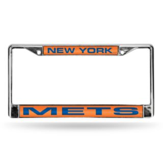New York Mets License Plate Frame
