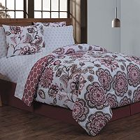 Cobie 8 pc Bedding Set