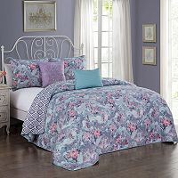 Bianca 5-piece Quilt Set