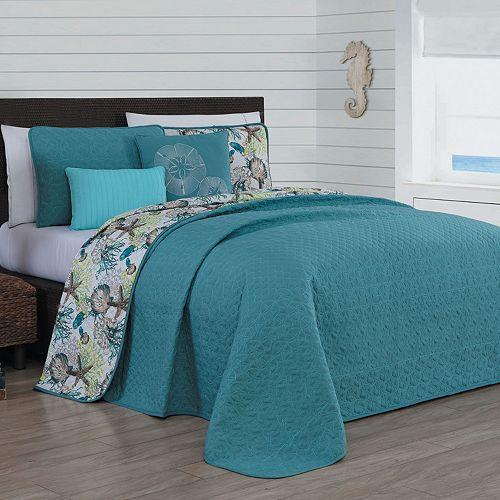 Surf City 5-piece Quilt Set