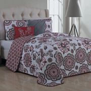 Cobie 5 pc Quilt Set