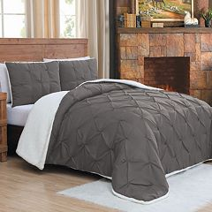 keyword wayfair set mink micro sherpa piece chloe save comforter