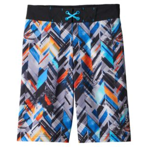 Boys 8-20 Free Country Splash Board Shorts