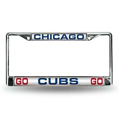 Chicago Cubs License Plate Frame