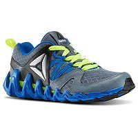 Reebok Zig Big N' Fast Fire Grade School Boys' Shoes