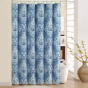 Waverly Moonlit Shadows Shower Curtain