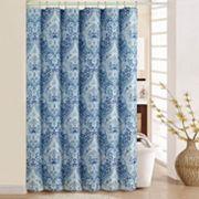Waverly Moonlit Shadows Shower Curtain
