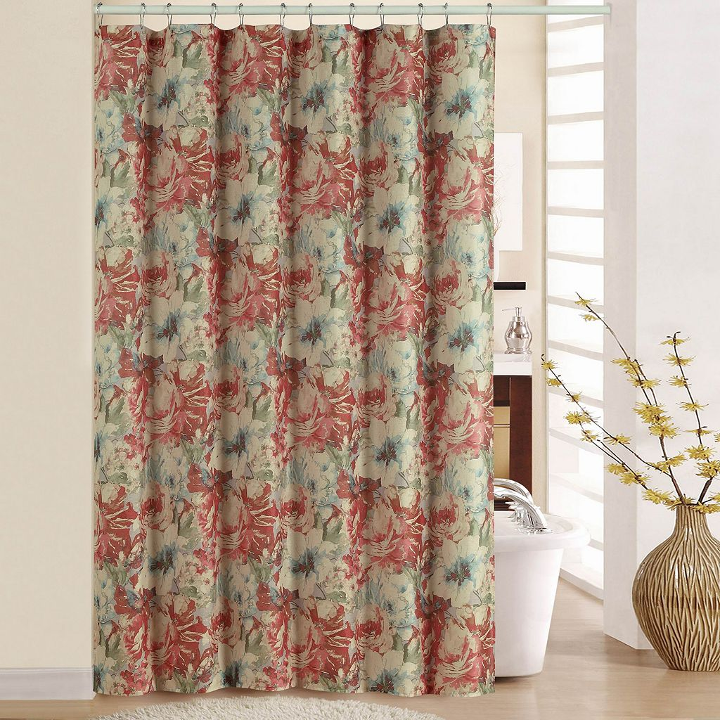 Waverly Fresh Picked Shower Curtain