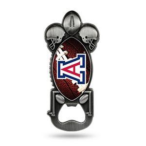Arizona Wildcats Party Starter Bottle Opener Magnet