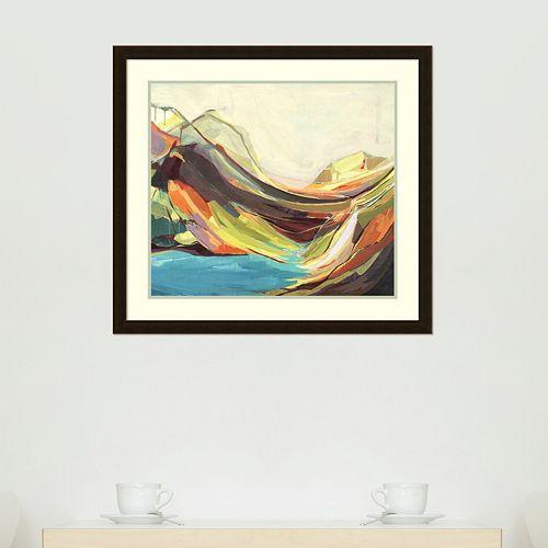Amanti Art Mount Desert Isle Framed Wall Art