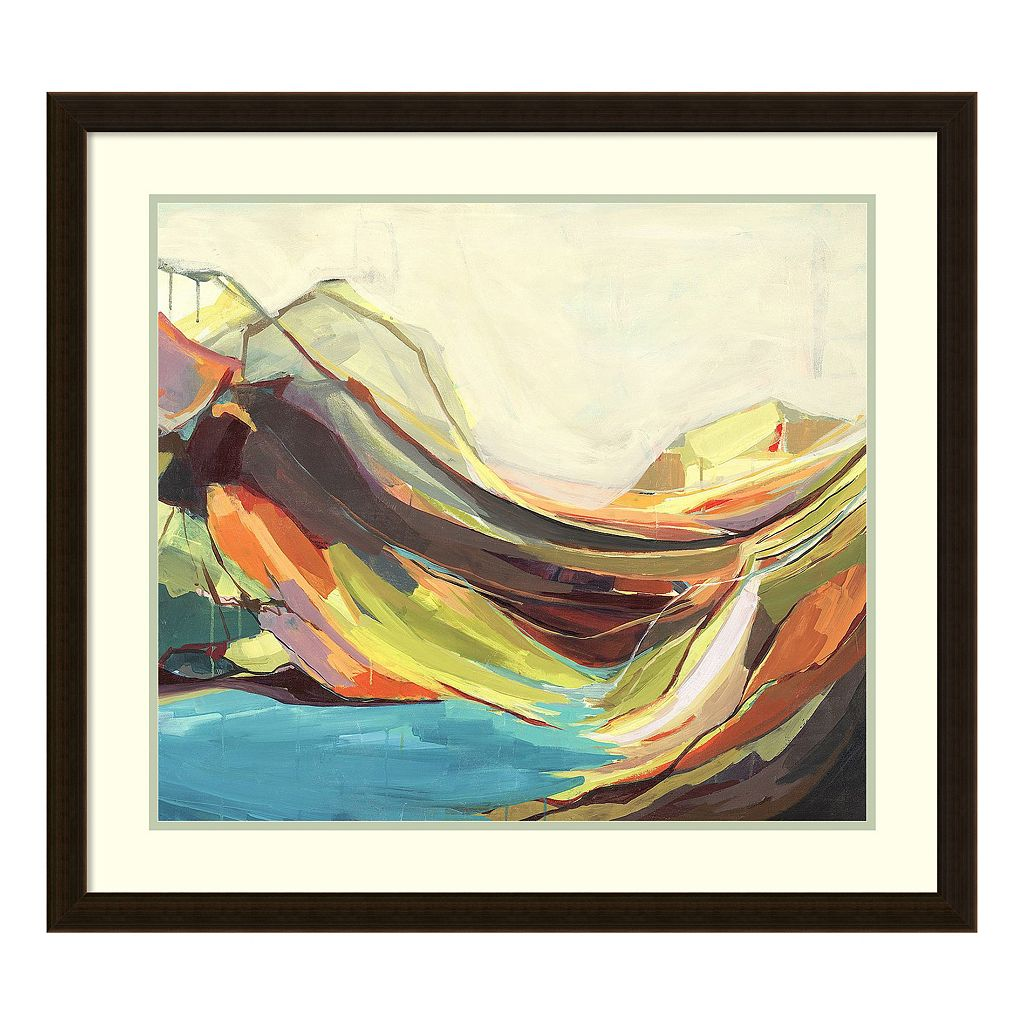 Amanti Art Mount Desert Isle Framed Wall Art