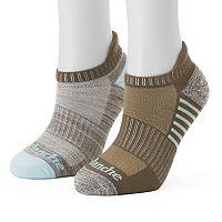 Women's Avalanche 2-pk. Ankle Guard No-Show Socks