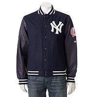 Men's Majestic New York Yankees Varsity Jacket
