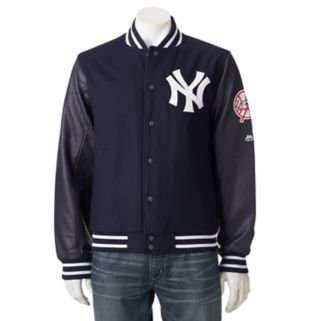 Men's Majestic New York Yankees Varsity Jacket