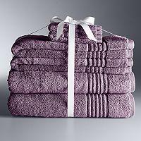 Simply Vera Vera Wang Signature 6-piece Bath Towel Set