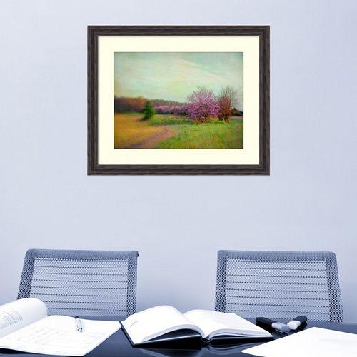 Amanti Art Nature Is Divine Framed Wall Art