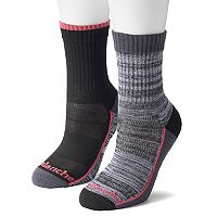Women's Avalanche 2-pk. Random Knit Crew Socks