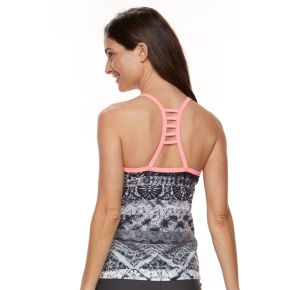 Women's ZeroXposur Printed Tankini Top