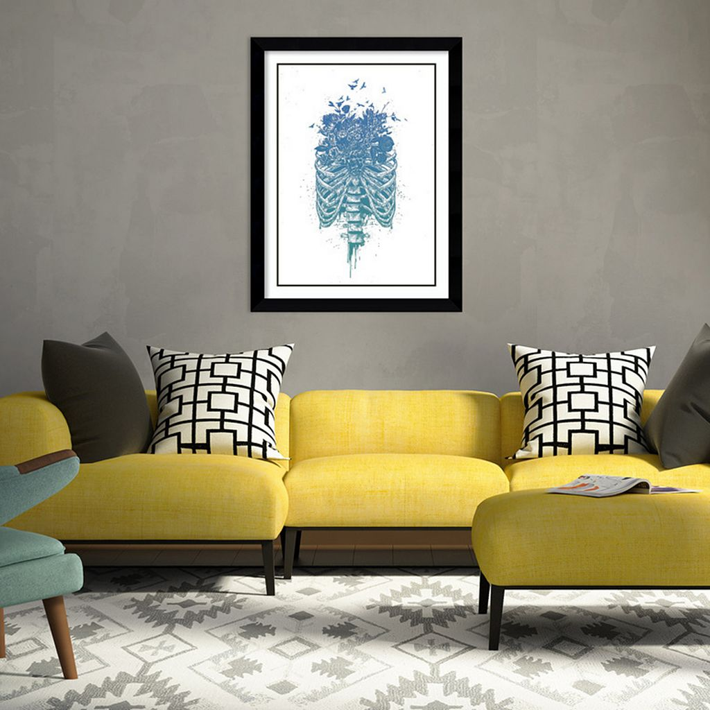 Amanti Art New Life Framed Wall Art