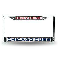 Chicago Cubs License Plate Frame