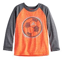 Boys 4-7x adidas Raglan Graphic Tee
