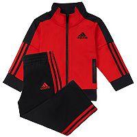 Boys 4-7x adidas Tricot Jacket & Pants Set