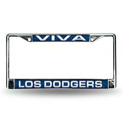 Los Angeles Dodgers License Plate Frame