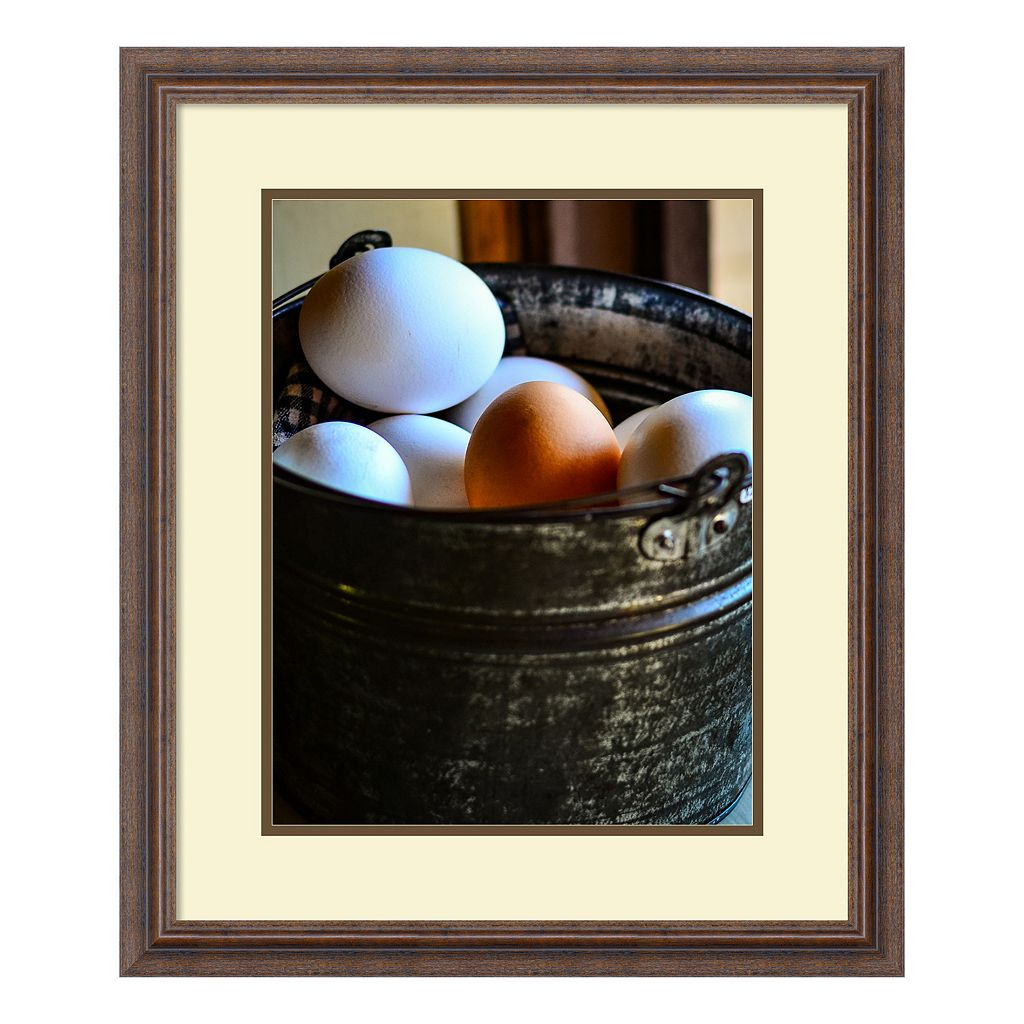 Amanti Art One In The Bunch Framed Wall Art