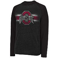 Men's Ohio State Buckeyes Free Style Hooded Tee