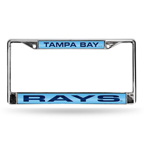 Tampa Bay Rays License Plate Frame
