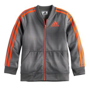 Boys 4-7x adidas Abstract Zip Jacket