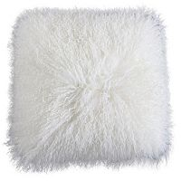 Nikki Chu Fuzzy Throw Pillow