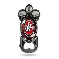 San Francisco 49ers Party Starter Bottle Opener Magnet