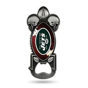 New York Jets Party Starter Bottle Opener Magnet